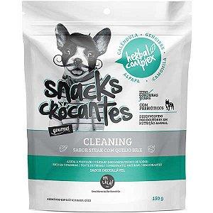 Snacks Crocantes OH LàLà! Pet Herbal Complex Cleaning - 150 g
