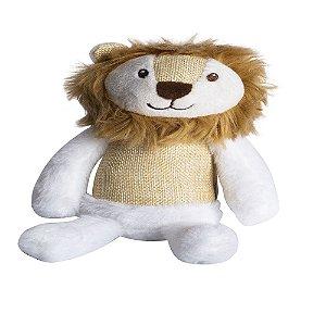 Leão carinhoso-Linha cânhamo