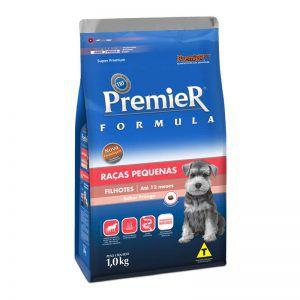 Ração Premier Pet Cães Filhotes Raças Pequenas Mini Bits