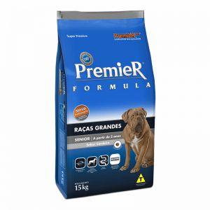 Ração Premier Pet Formula Cães Sênior Raças Grandes 15kg
