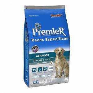 Ração Premier Pet Raças Específicas Labrador Adulto 12kg