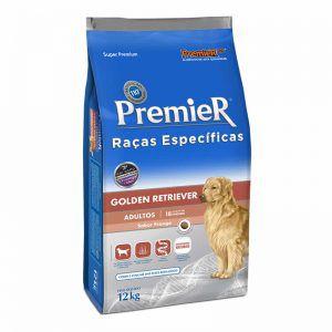 Ração Premier Pet Raças Específicas Golden Retriever Adulto 12kg