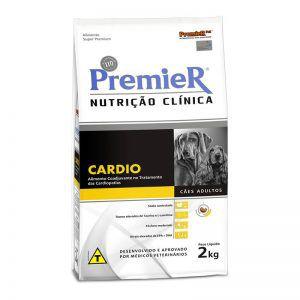Ração Premier Nutrição Clínica para Cães Cardio
