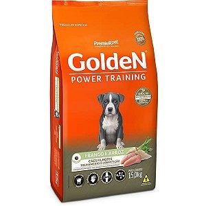 Ração Premier Golden Power Training Cães Filhotes Frango e Arroz 15kg