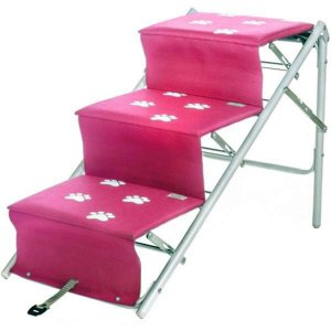 Escada ou Rampa Tubline One - Rosa