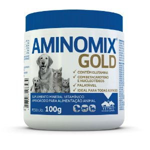 Aminomix Gold Suplemento Mineral
