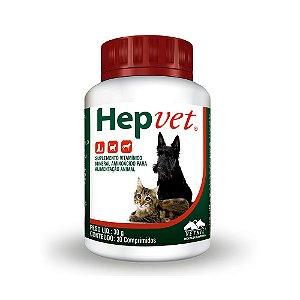 Suplemento Vetnil Hepvet Comprimidos – 30 g