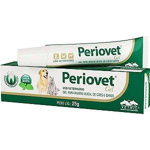 Gel Higiênico Bucal Vetnil Periovet - 25 g