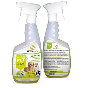 Peróxi Pet Spray 500ml – Limão Siciliano