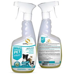 Peróxi Pet Spray 500ml – Seringal