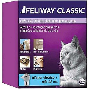 Feliway Classic Ceva Difusor + Refil 48ml