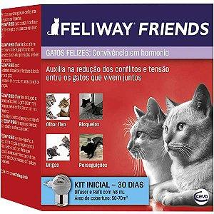 Feliway Friends Ceva Difusor Elétrico + Refil