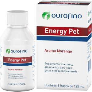 Suplemento Ourofino Energy Pet