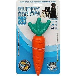Brinquedo Buddy Toys Cenoura Nylon