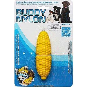 Brinquedo Buddy Toys Milho Nylon Amarelo