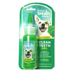 Gel Dental Tropiclean Clean Teeth Menta