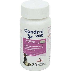 Suplemento Vitamínico Coveli Condroivet para Cães e Gatos