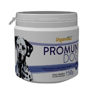 Suplemento Vitamínico Organnact Promum Dog – 150g