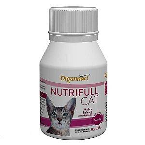 Suplemento Alimentar Nutrifull Organnact Cat – 30ml