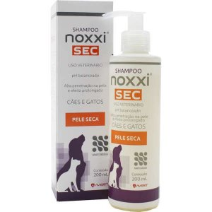 Shampoo Noxxi SEC Avert para Cães e Gatos