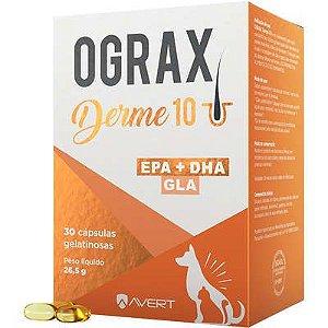 Suplemento Alimentar Avert Ograx Derme