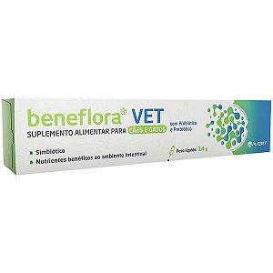 Suplemento Alimentar Avert Beneflora VET para Cães e Gatos