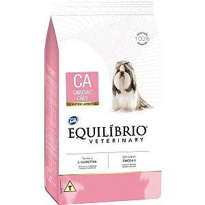 Ração Seca Total Equilíbrio Veterinary CA Problemas Cardíacos para Cães Adultos
