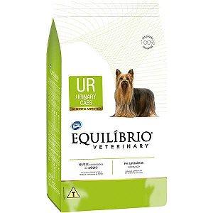Ração Seca Total Equilíbrio Veterinary UR Urinary Tratamento Urinário para Cães Adultos