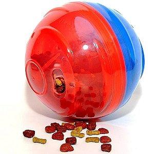 Brinquedo Pet Games Jogo Interativo Pet Ball cores sortidas