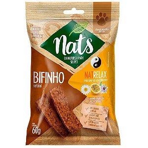 Bifinho Natural Nats NatRelax para Cães