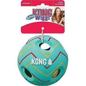 Brinquedo KONG Wiggi Tumble Assorted  para Cães - Cores Variadas