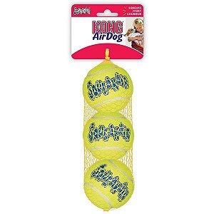 Brinquedo KONG Squeakair Bola de Tênis