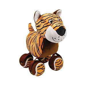 Brinquedo Kong Pelúcia Tennishoes Tiger