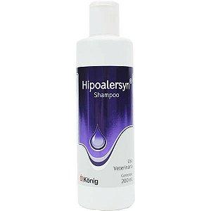 Shampoo Hipoalergênico König Hipoalersyn 200ml