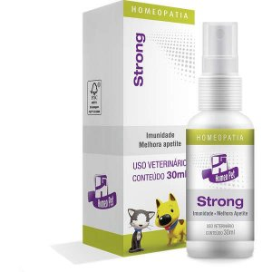 Sistema de Terapia Real H Homeo Pet Strong - 30 mL