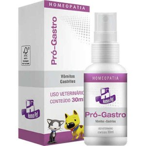 Sistema de Terapia Real H Homeo Pet Pró-Gastro - 30 mL