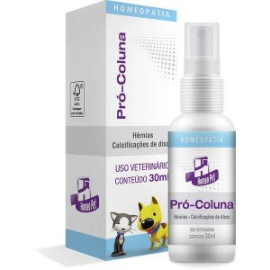 Sistema de Terapia Real H Homeo Pet Pró-Coluna – 30 mL