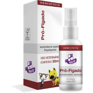 Sistema de Terapia Real H Homeo Pet Pró-Fígado – 30 mL