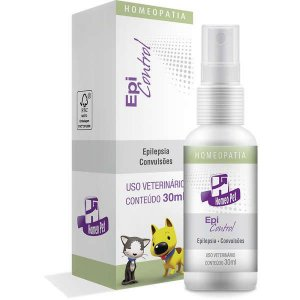 Sistema de Terapia Real H Homeo Pet Epi Control - 30 mL