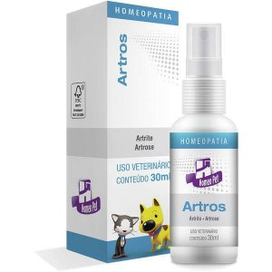 Sistema de Terapia Real H Homeo Pet Artros - 30 mL