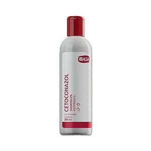 Shampoo Antifúngico Ibasa Cetoconazol para Cães e Gatos