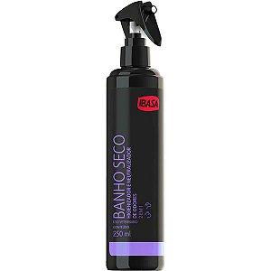 Higienizador Ibasa Banho a Seco - 250 mL