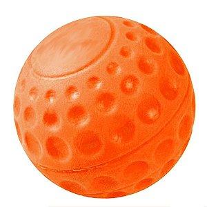 Brinquedo Rogz Bola Asteroidz Laranja