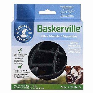 Focinheira Confortável e Segura Baskerville 5 Xg