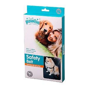 Coleira Com Cinto De Segurança – Cachorros – Tamanho - Grande\Gigante