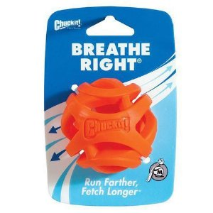Bola para Cachorro - Breathe Right Chuckit - Tam M