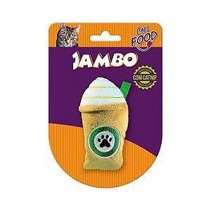 Brinquedo Cat Food Starbark Caramel Jambo para Gatos