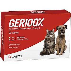 Antioxidante Labyes Gerioox Condroprotetor para Cães e Gatos