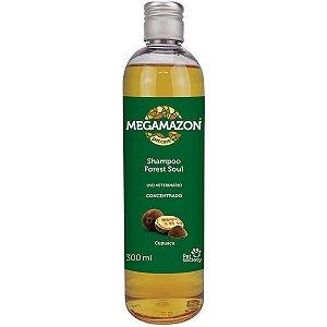 Shampoo Megamazon Forest Soul Cupuaçu 300ml