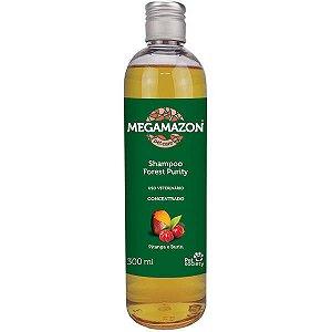 Shampoo Megamazon Forest Purity Pitanga e Buriti 300ml